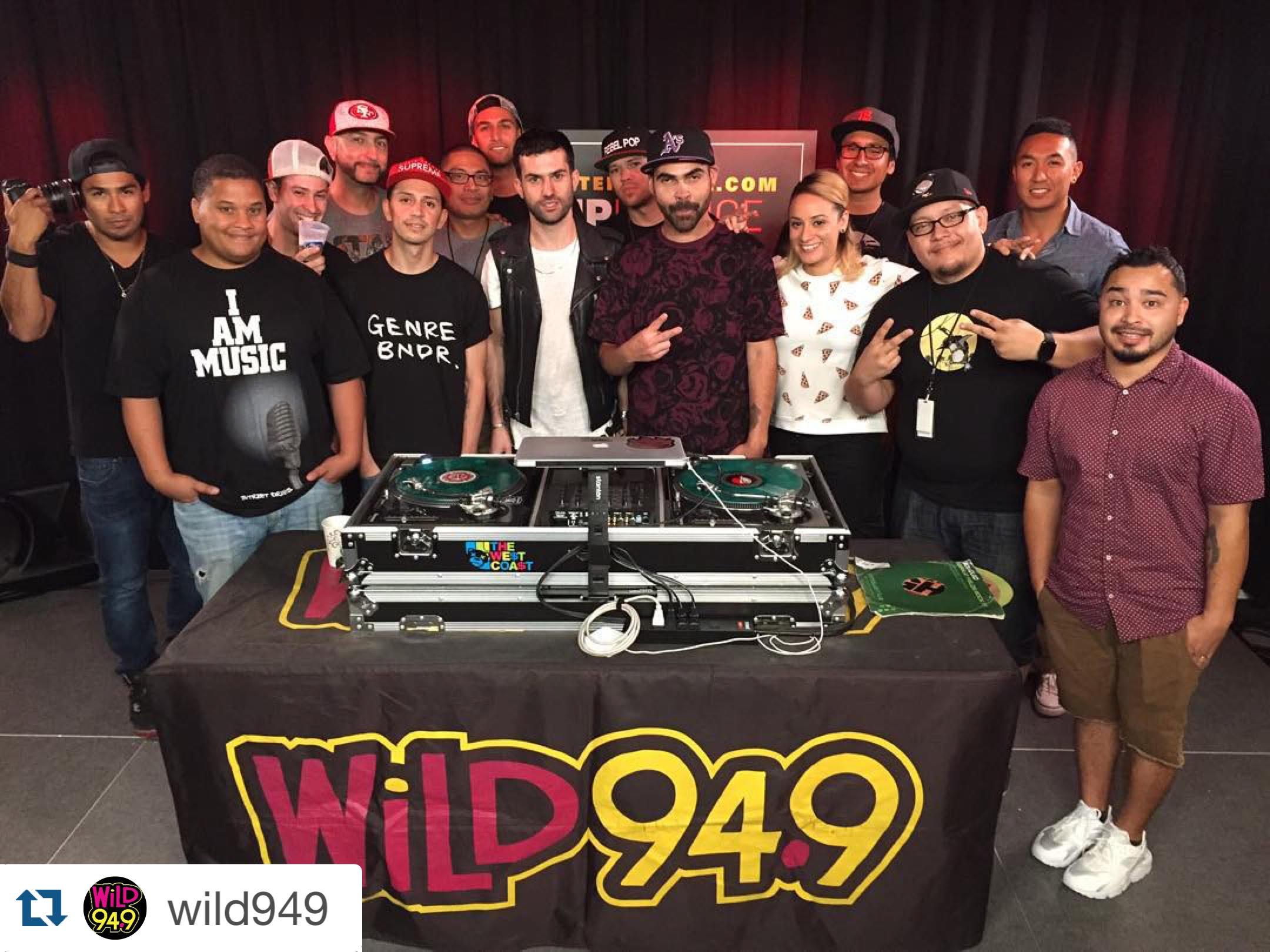 WiLD Style DJs W/ A-trak