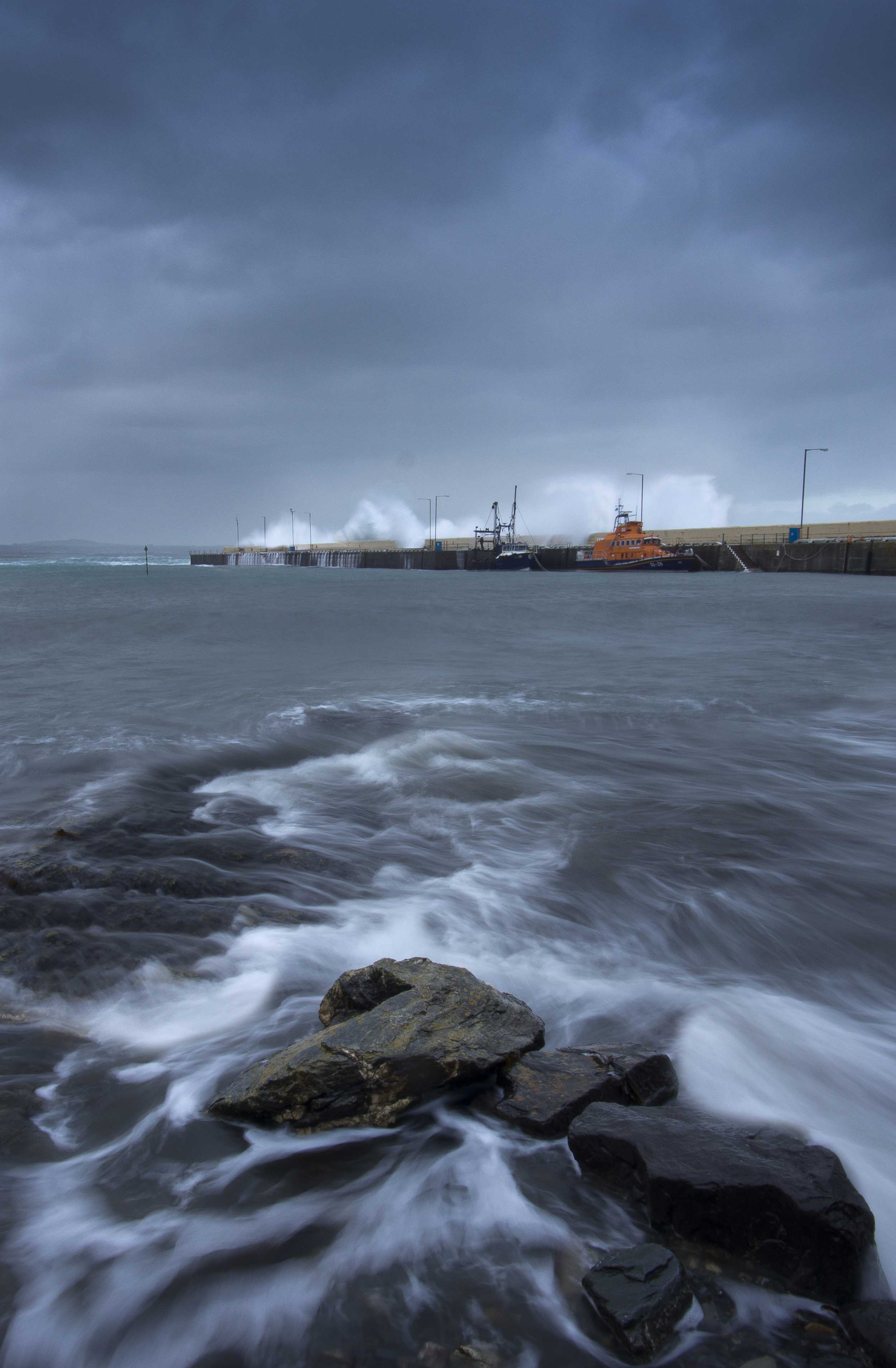 Port St Mary Breakwater