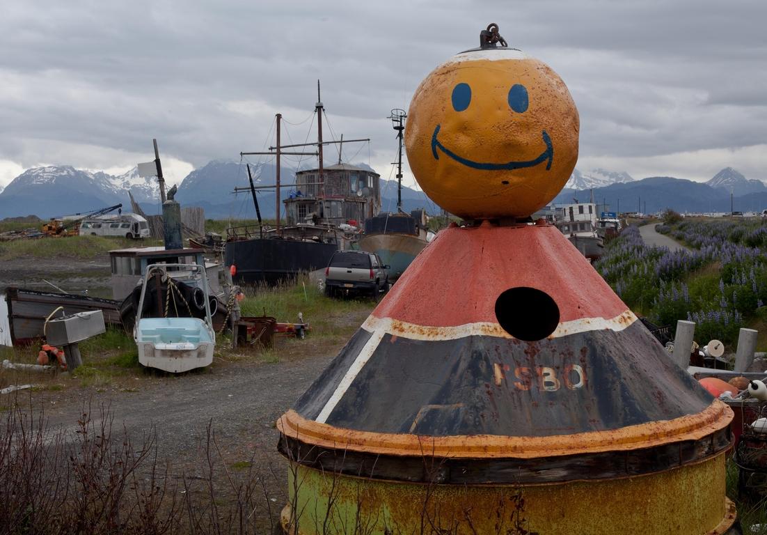 The Smiler  -  Homer, Alaska