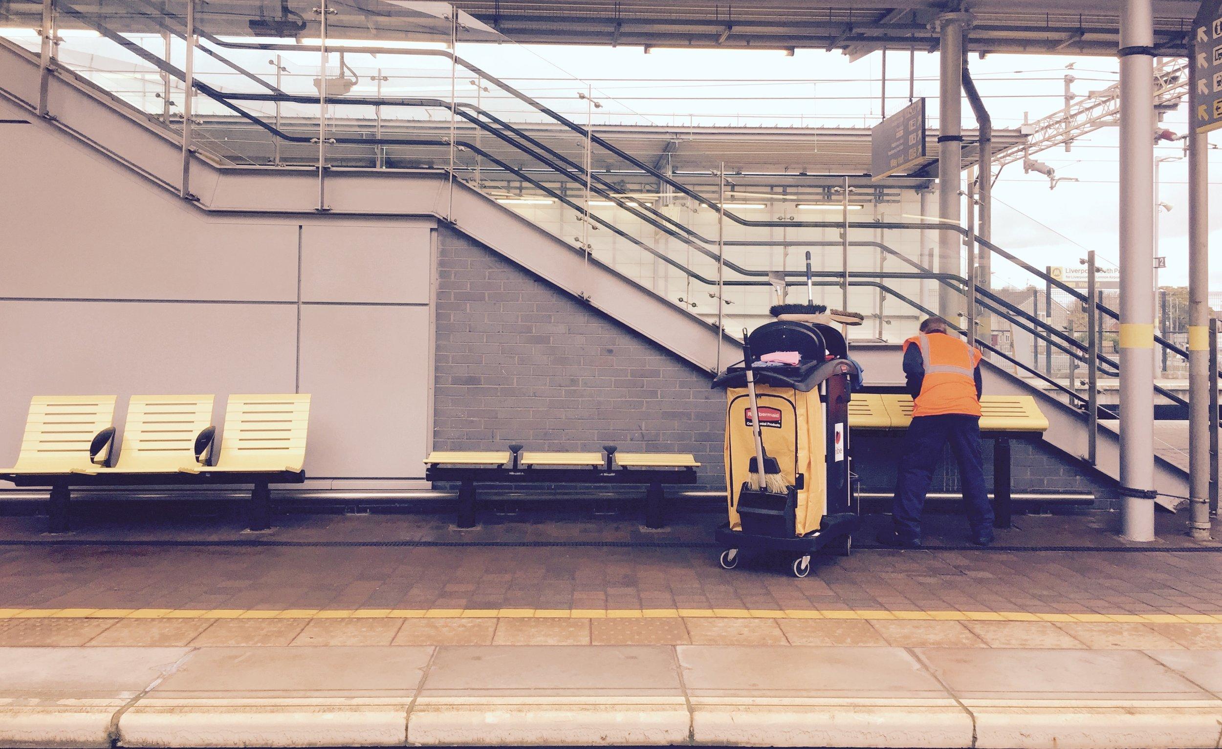 Platforms.