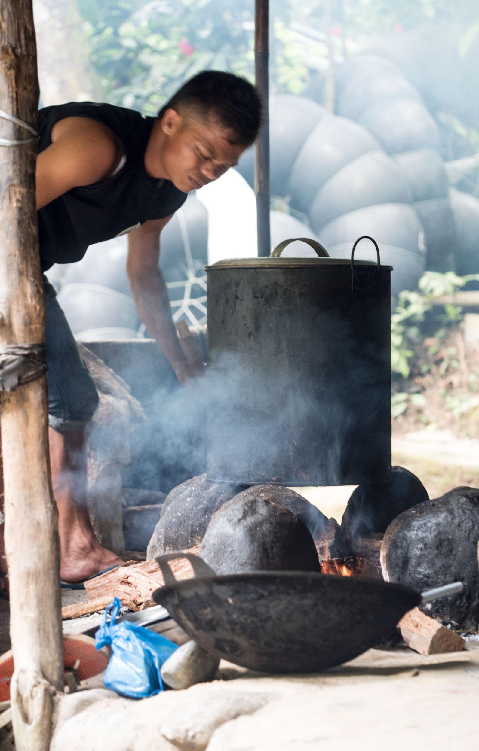 Jungle cooks....