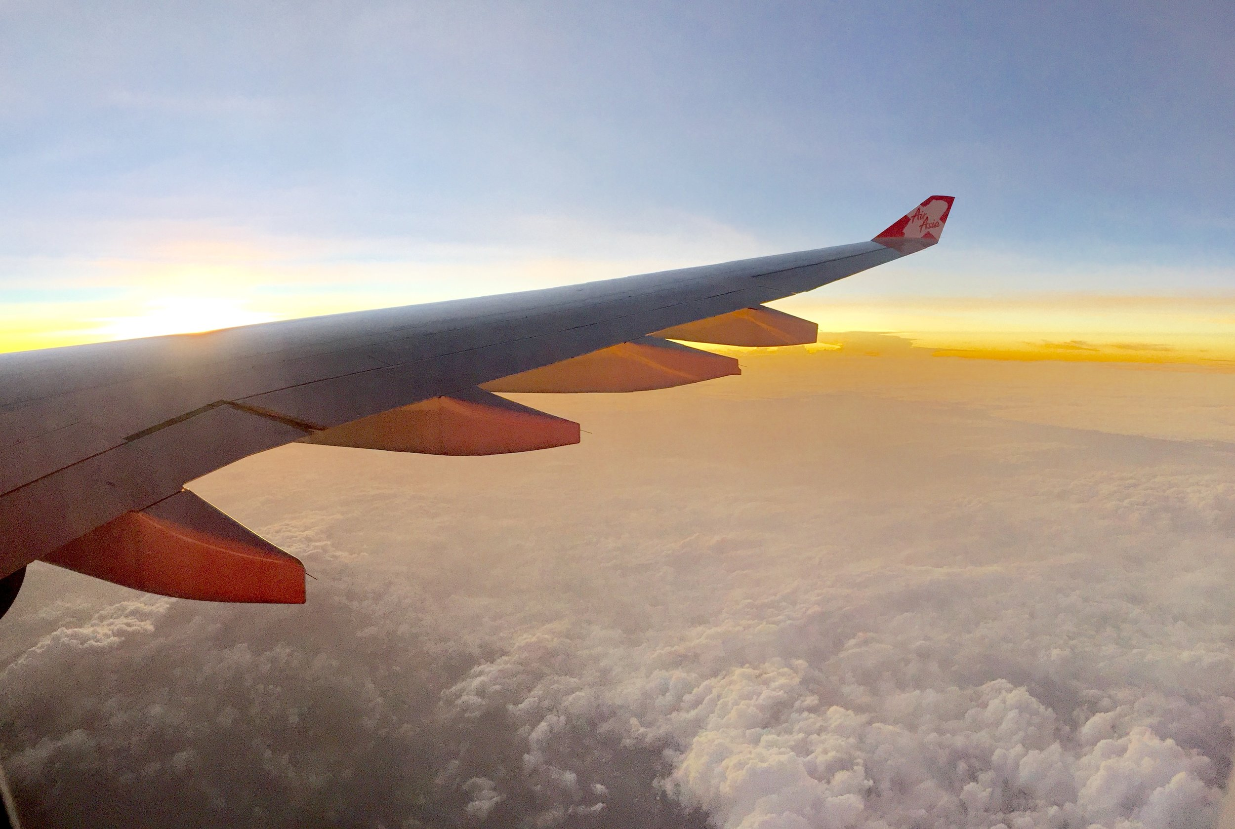Sunset views.....