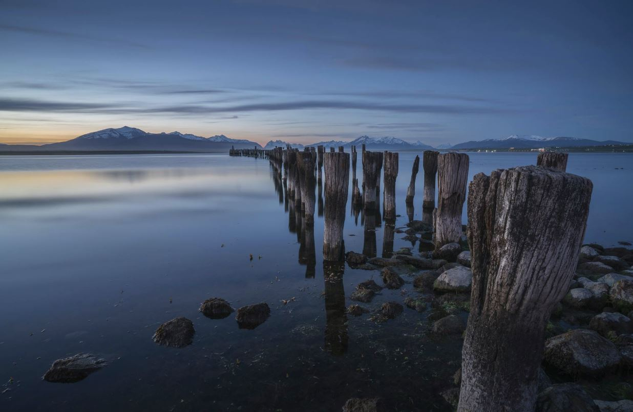 The Old Pier, Puerto Natales