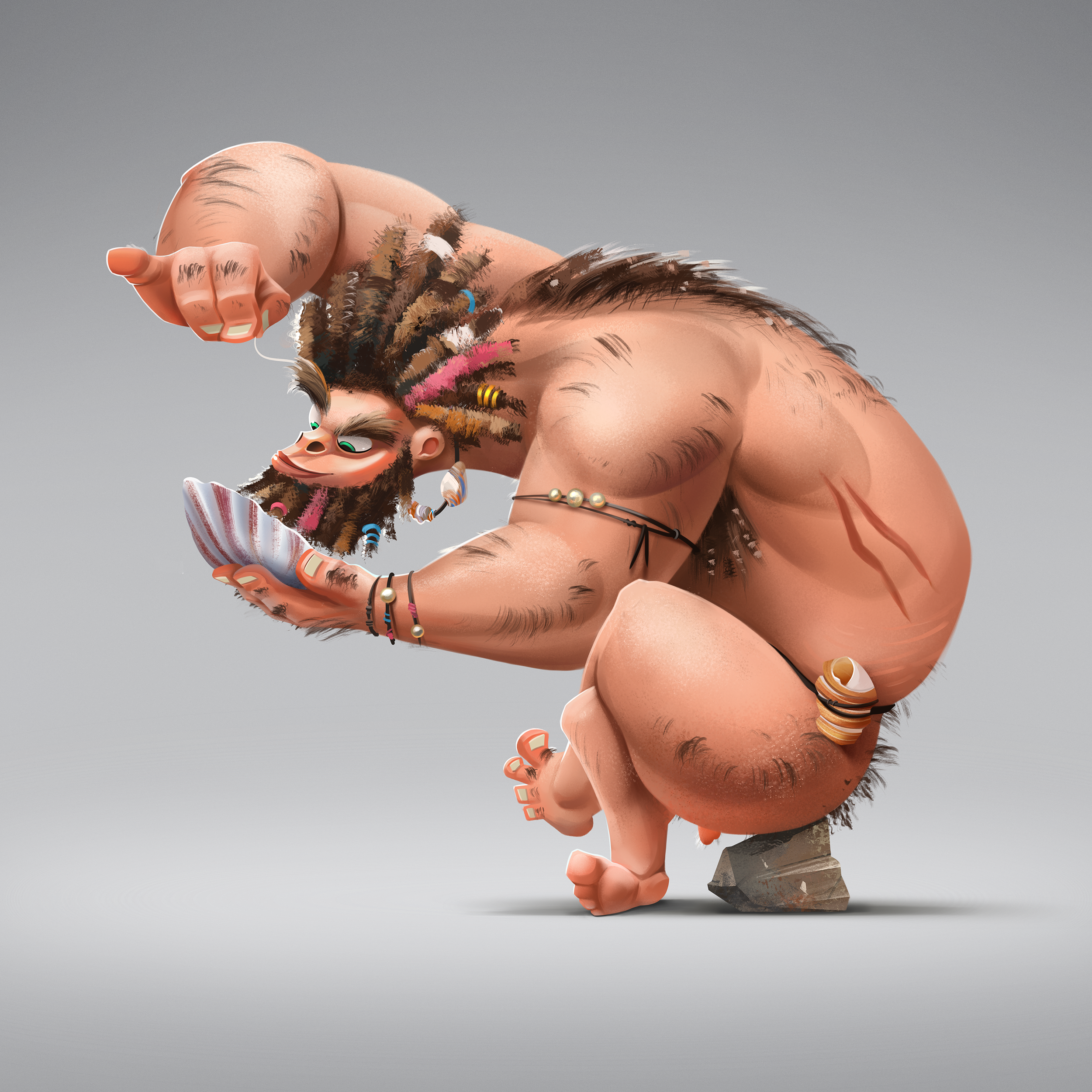 roland_budai_character_design_challenge_cavemen.png
