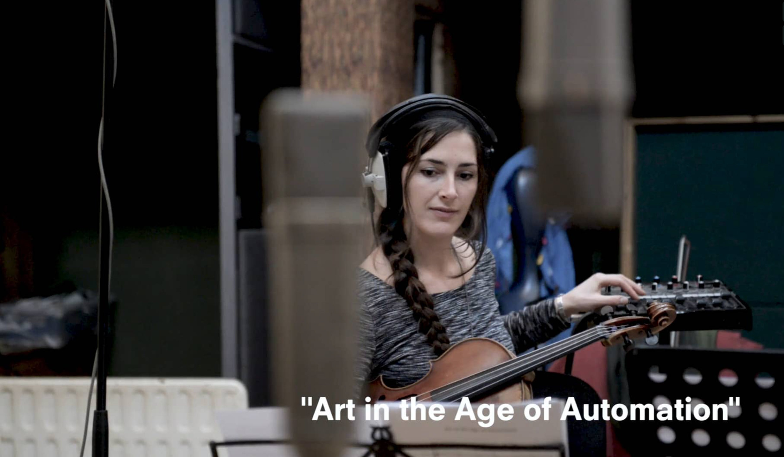 Art in the Age of Automation: Portico Quartet