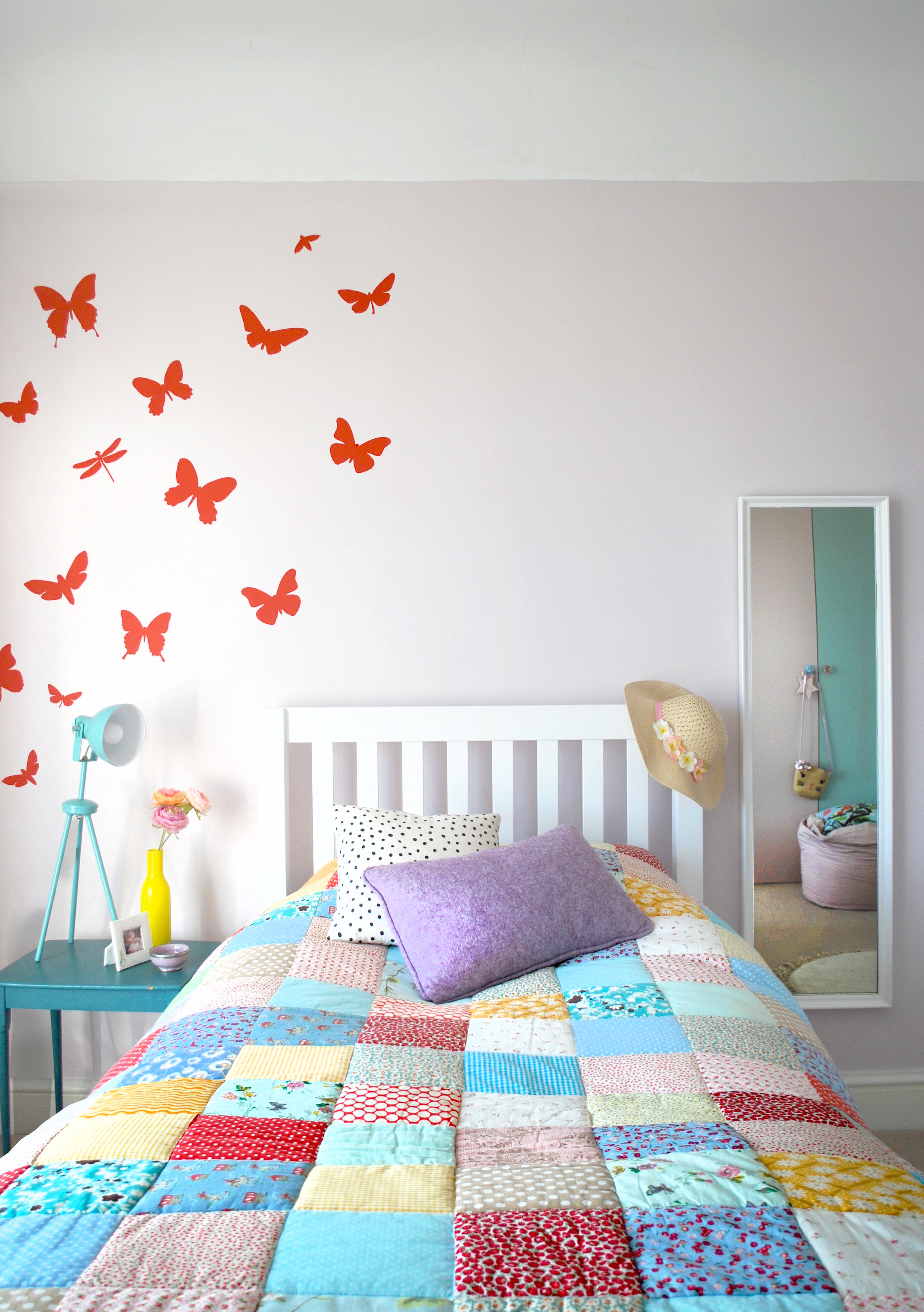 Girls pink and butterfly bedroom design.jpg