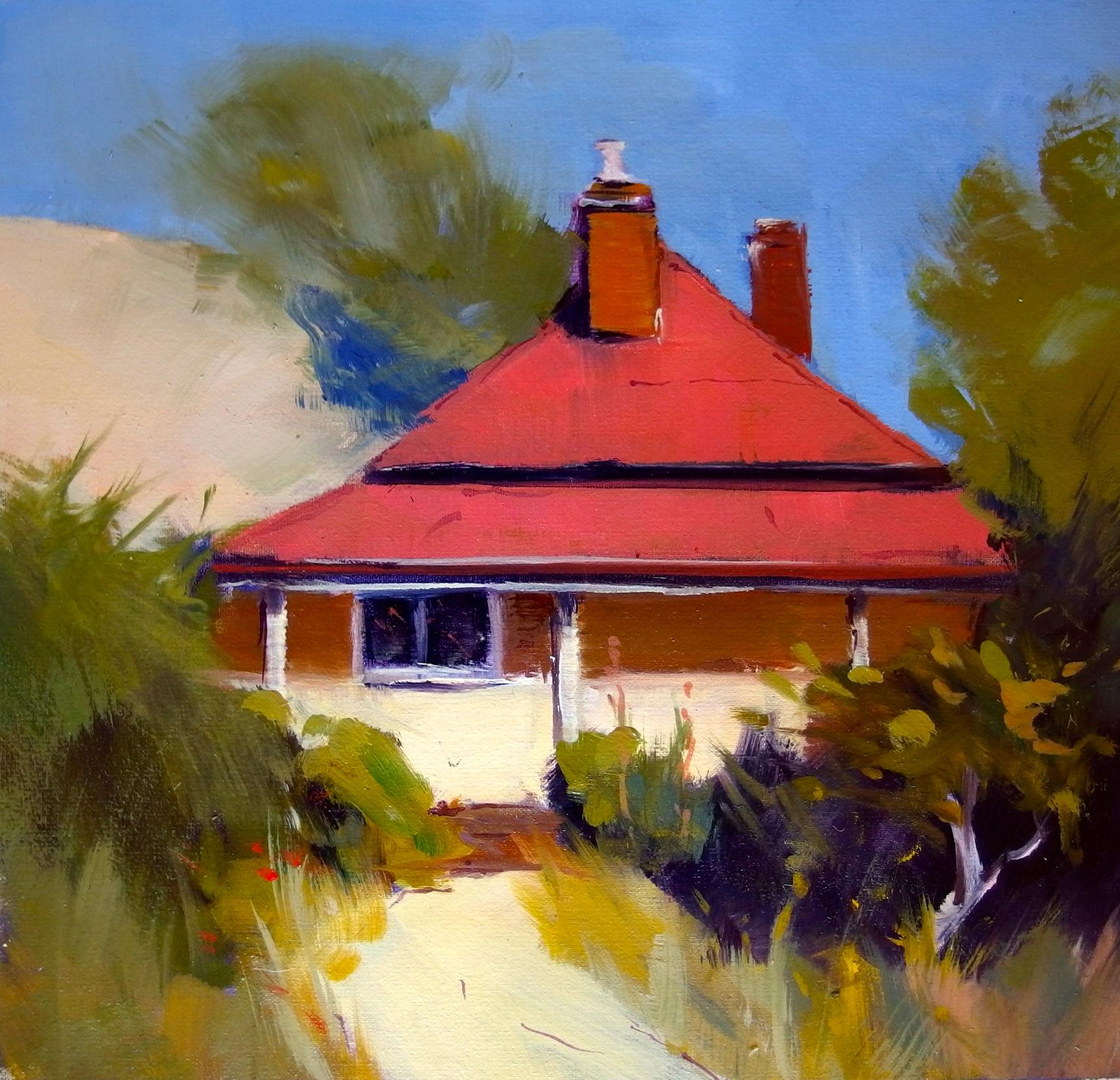 Kyneton homestead