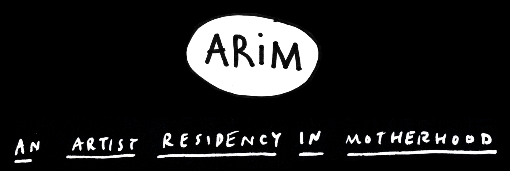 A new kind of collaboration. Currently devising a one year, self-directed residency through ARIM.  September 2016.