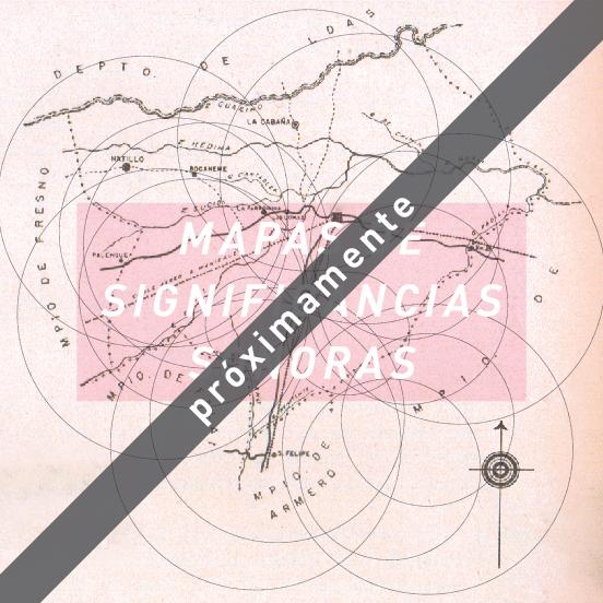 Mapas de Significancias Sonoras