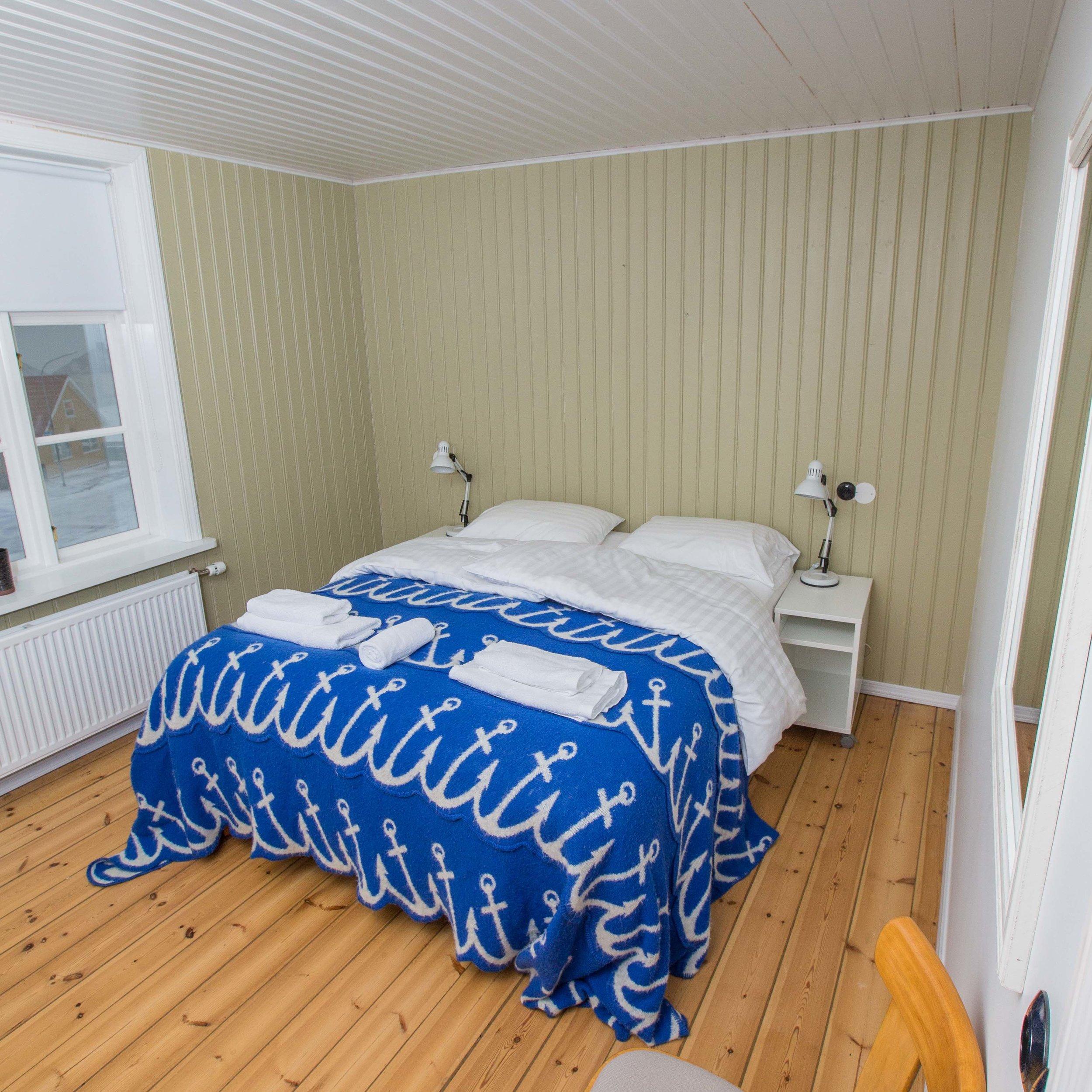 Room under renovation - Example photo