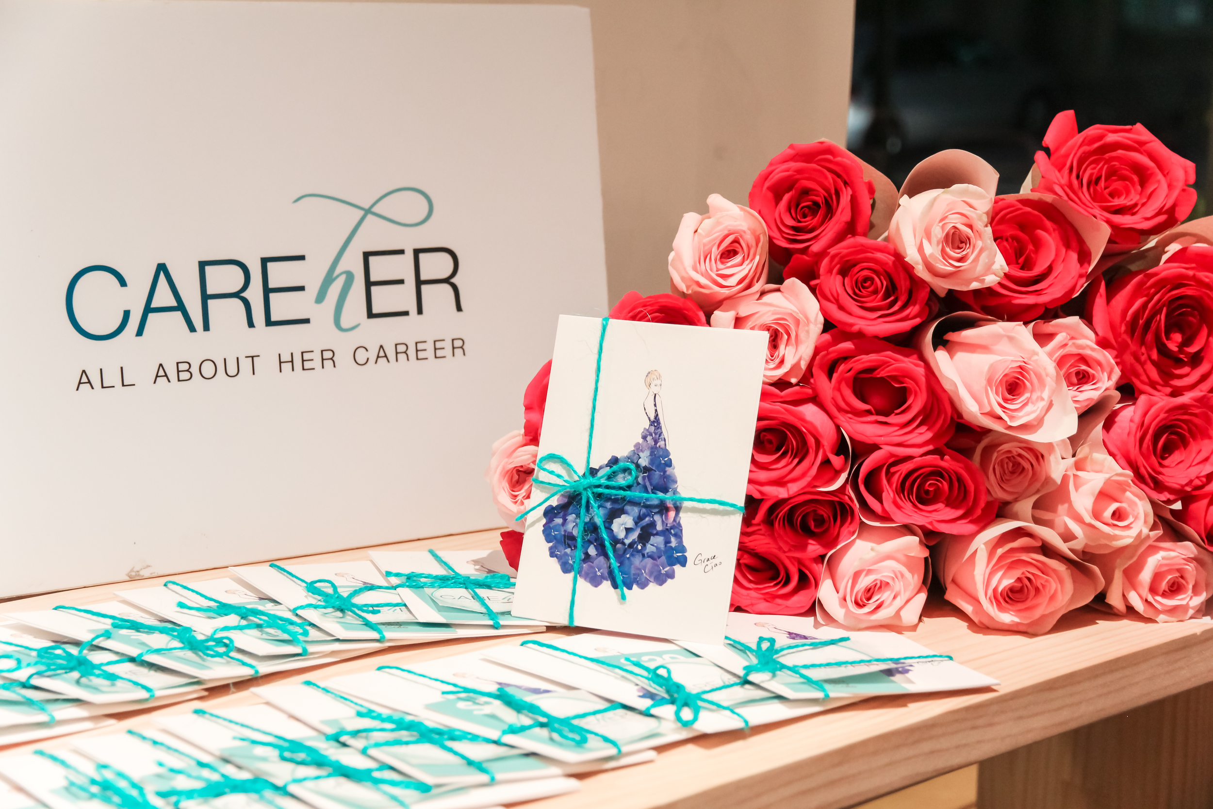 Souvenirs for theCAREhER members