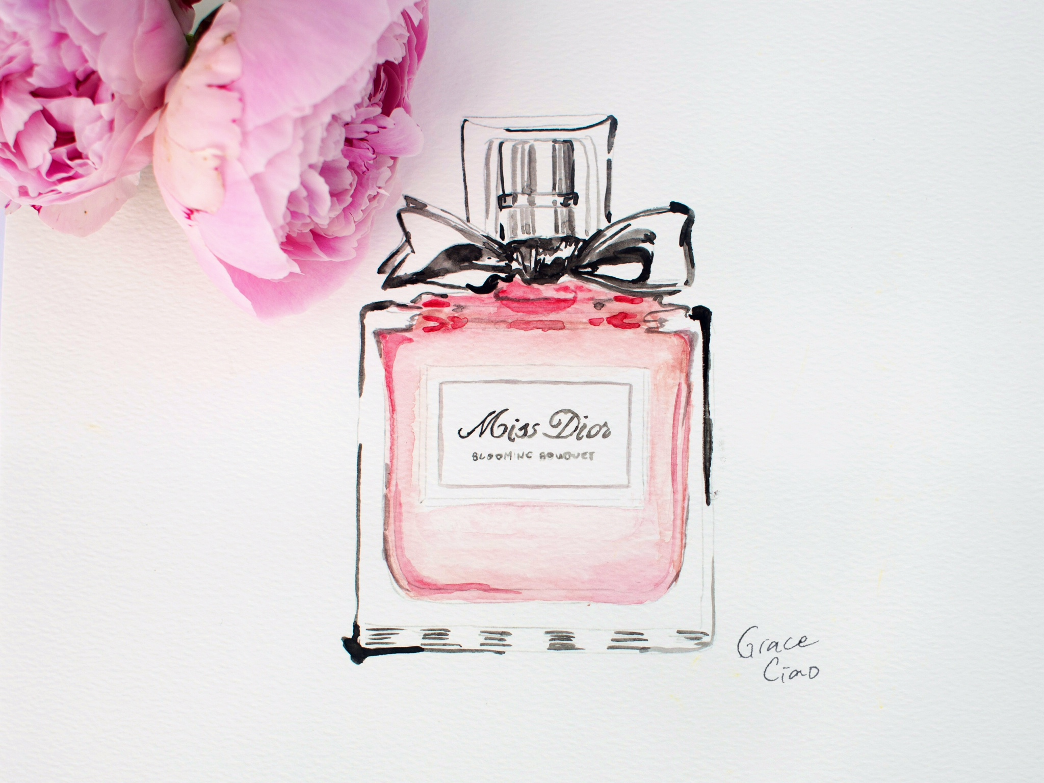 My Couture Fragrance: Miss Dior Blooming Bouquet