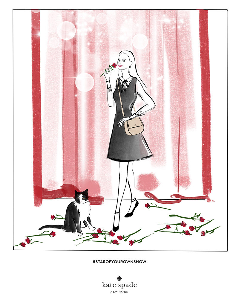 kate-spade-new-york-singapore-artist-fashion-illustrator-grace-ciao-digital-drawing-live-sketching-event