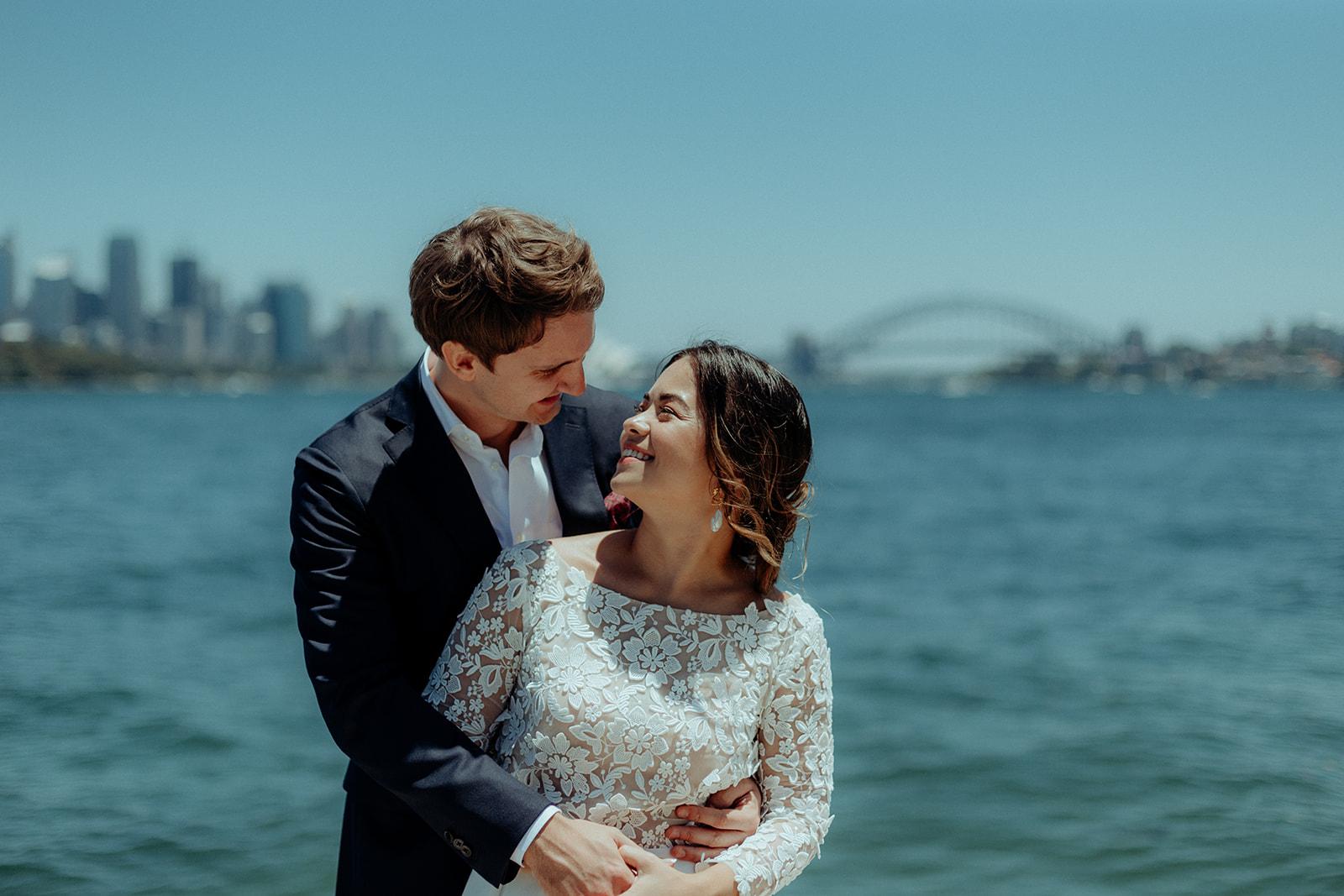 Karis and Oli_Sydney Wedding_Bradleys Head_Holly Medway Photography-433.jpg
