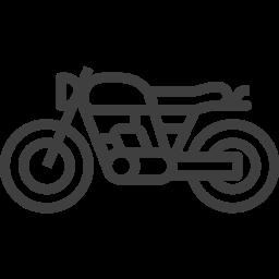 (A) Full motorbike