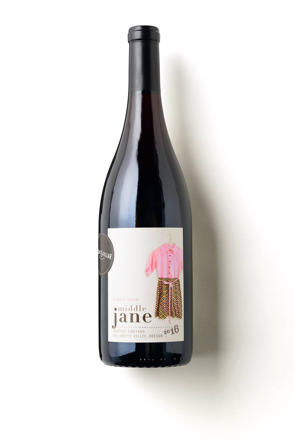 2015 Middle Jane Pinot Noir