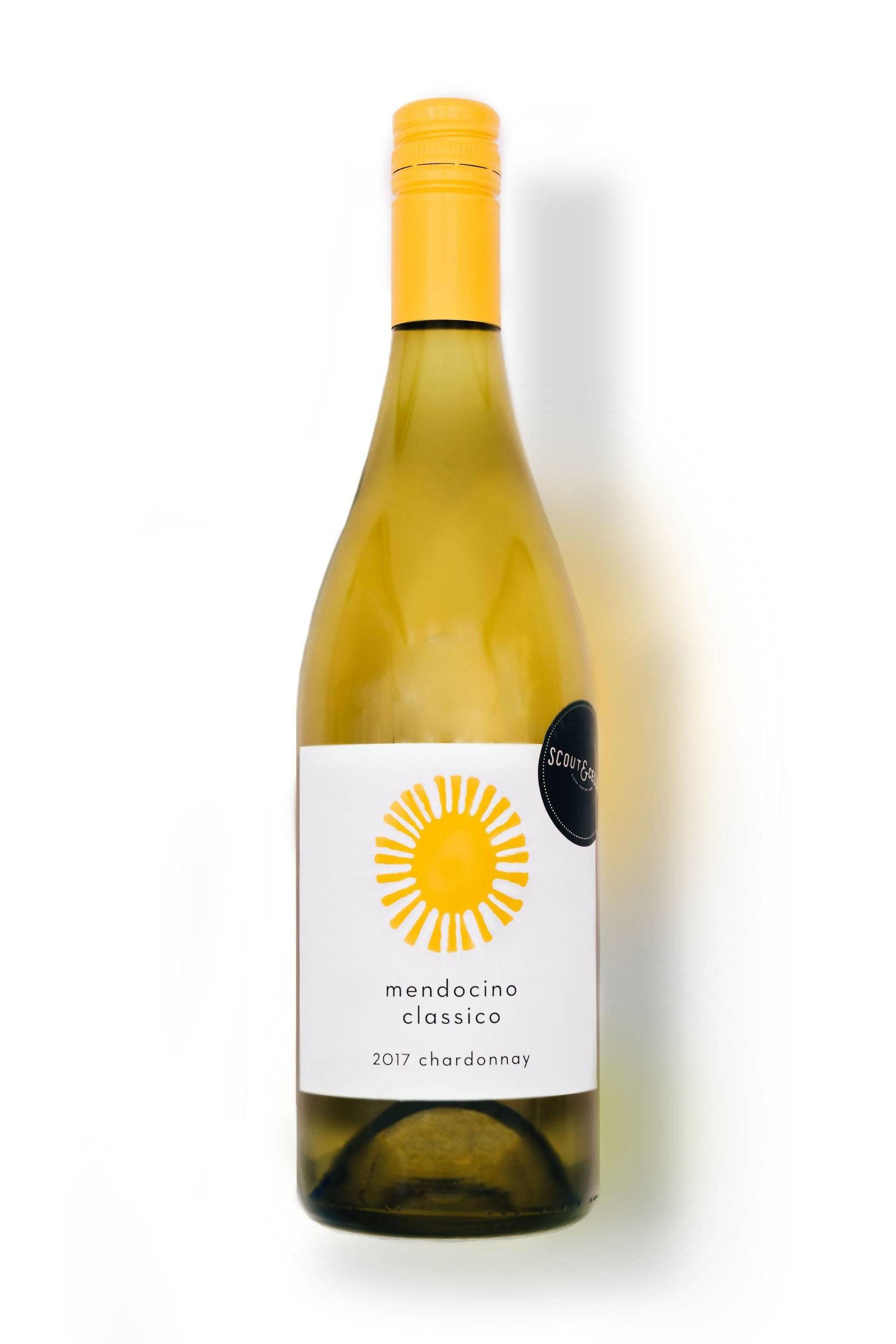 2017 Mendocino Classico Chardonnay