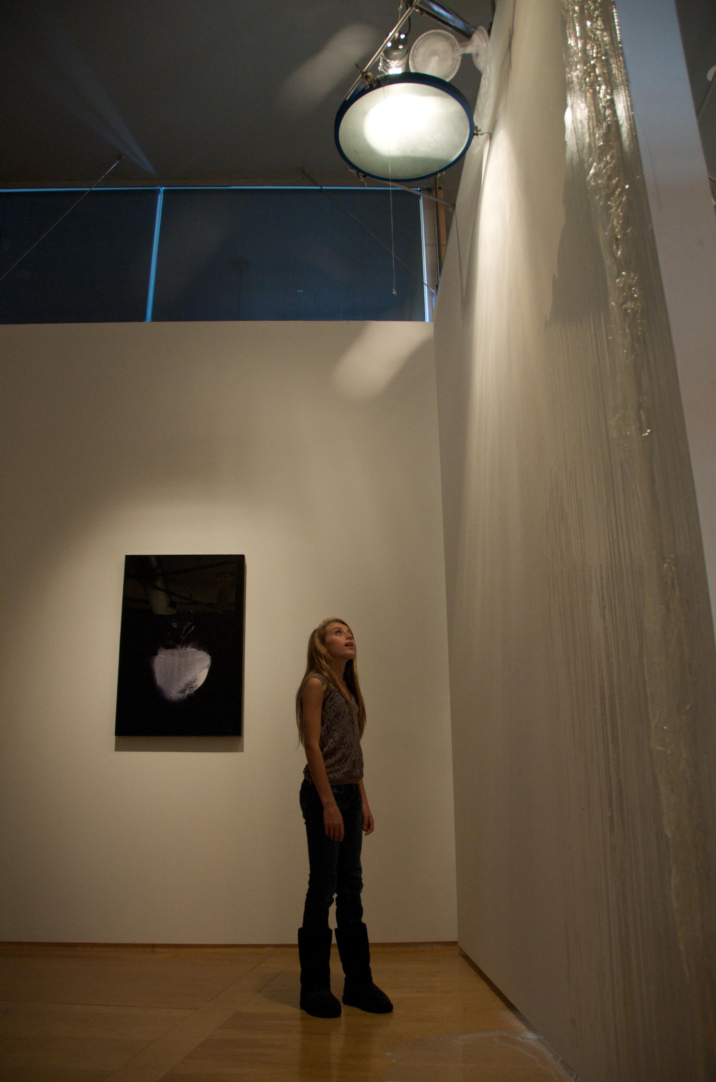 installation view, Hallwalls Contemporary Art Center