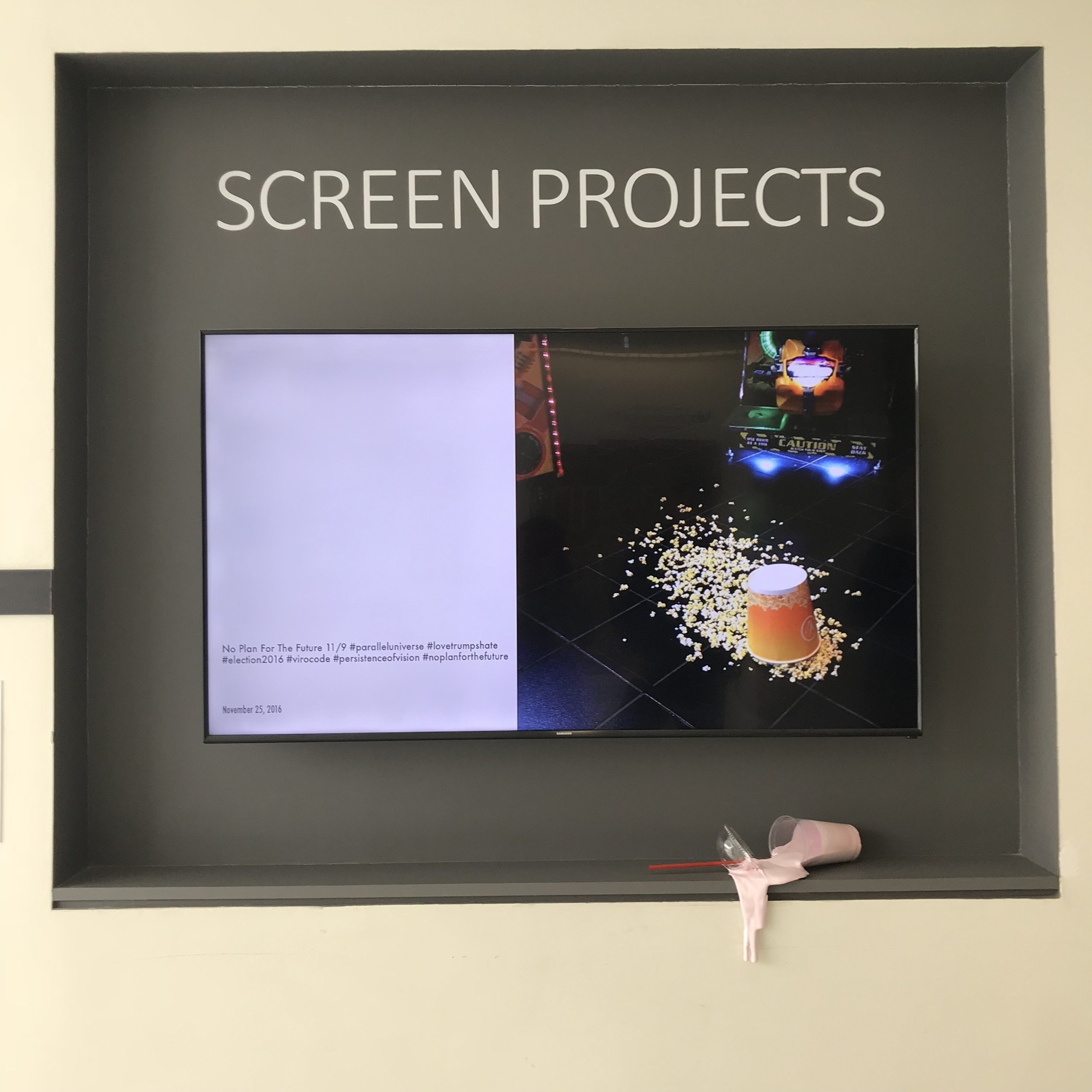 Copy of Installation view - Screen Projects Public Art