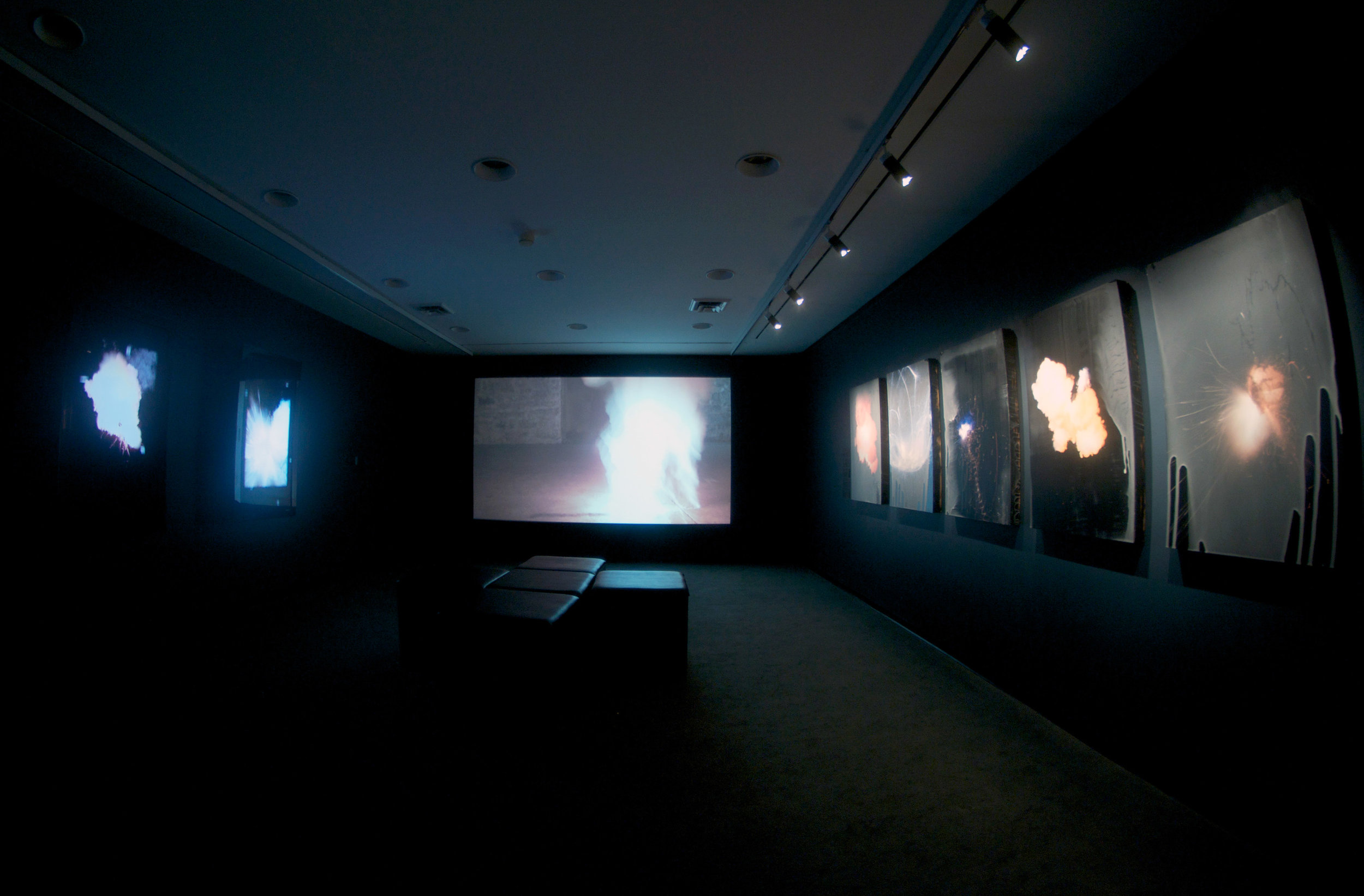 Copy of A Disappearance of The Source installation view Albright-Knox Art Gallery