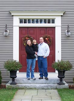 Join the growing number of families who have designed their very own Classic Colonial Home!