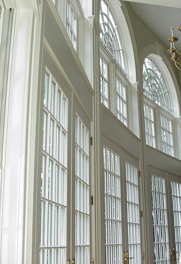 Classic Colonial Homes Federal Atrium