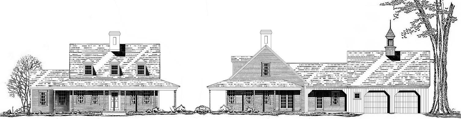 The Farmhouse Cape