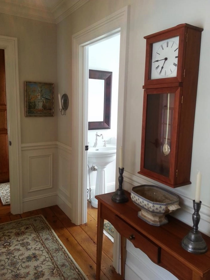 Classic Colonial Homes Interior Hallway
