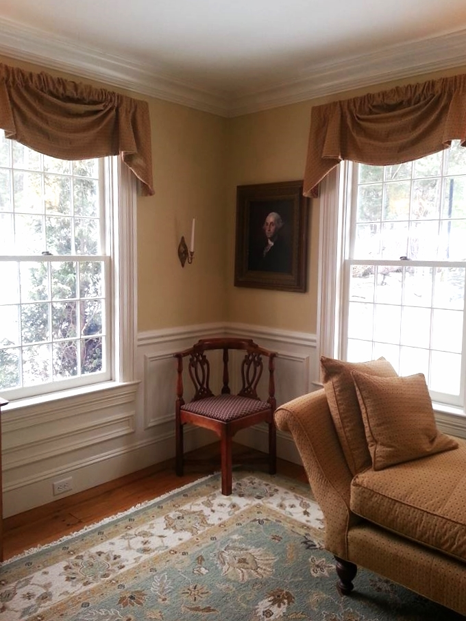 Classic Colonial Homes Interior Formal Room