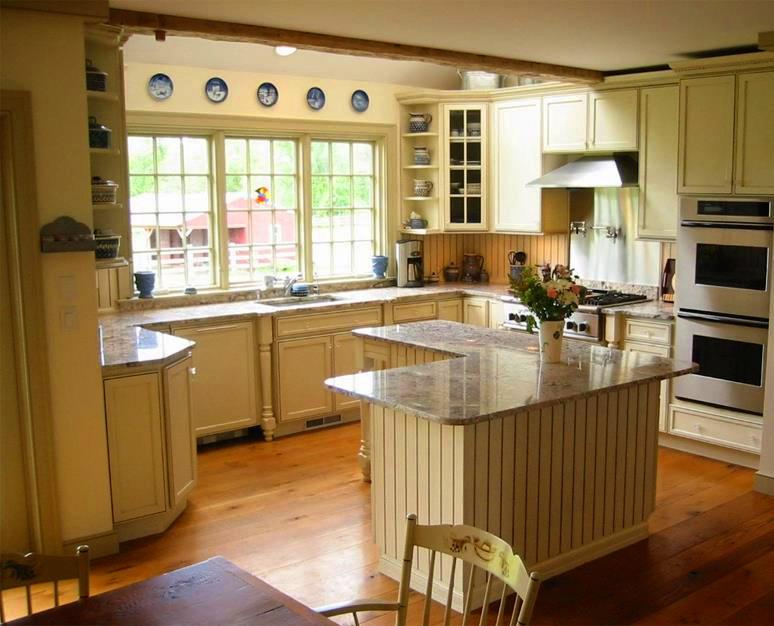 Custom Cape Kitchen