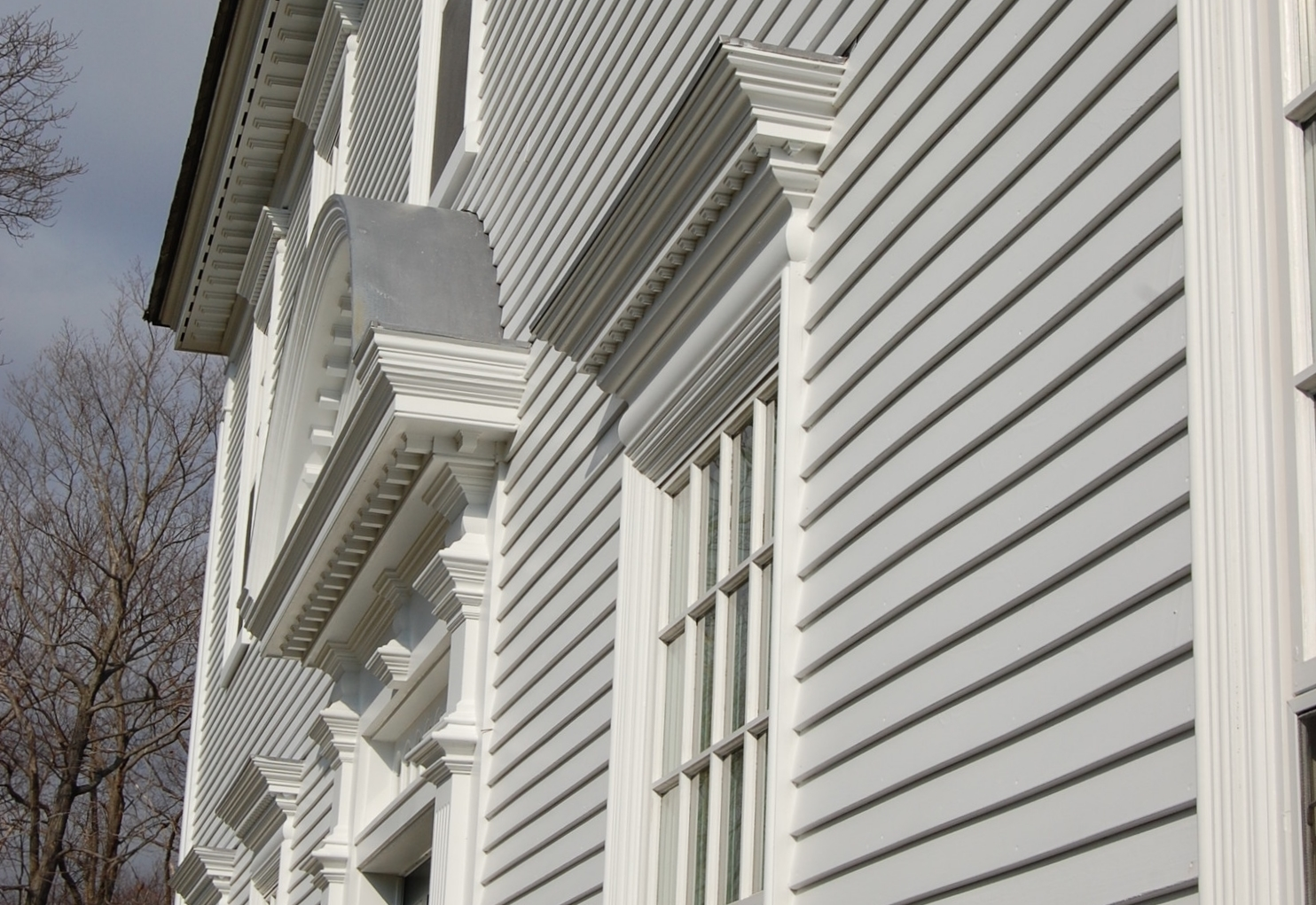 Classic Colonial Homes