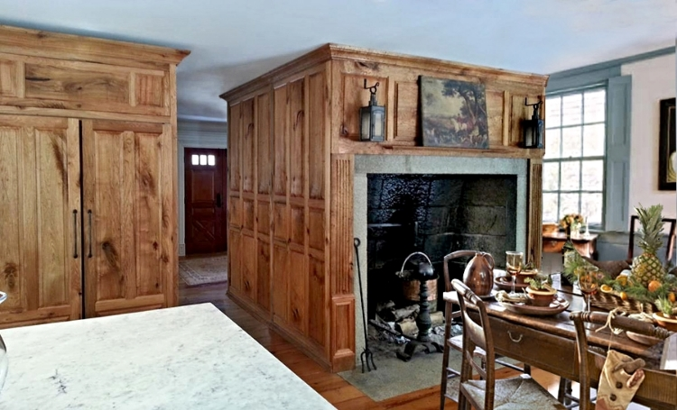 Classic Colonial Homes Interior Kitchen