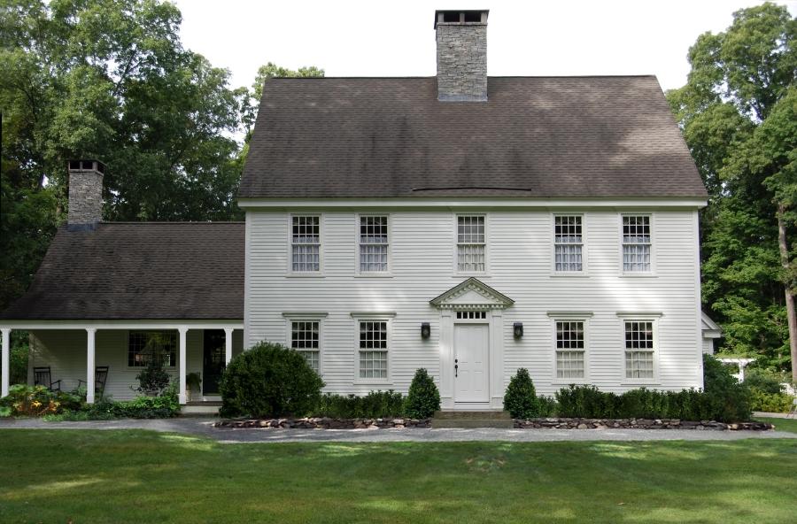 Ridgefield Colonial