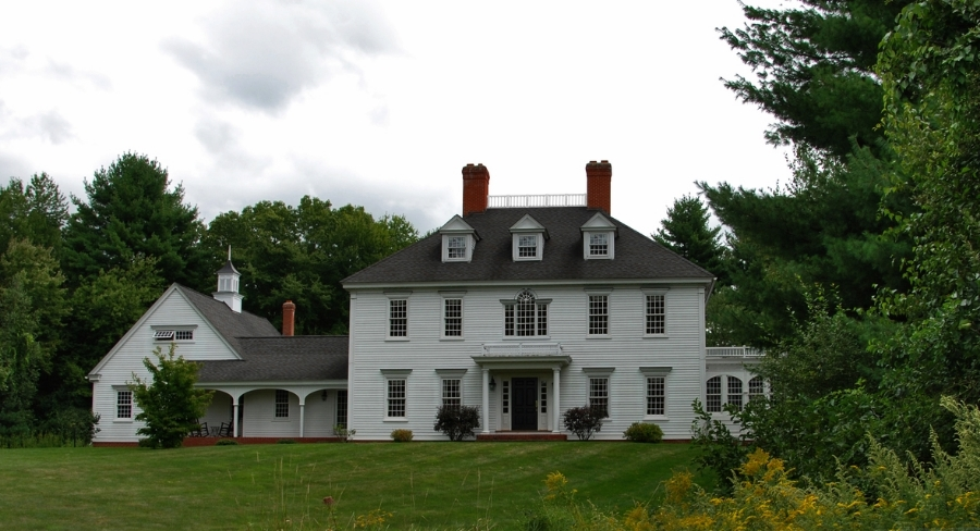 Classic Colonial Homes Federal