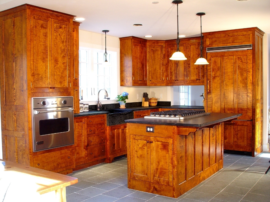 Classic Colonial Homes Kitchen