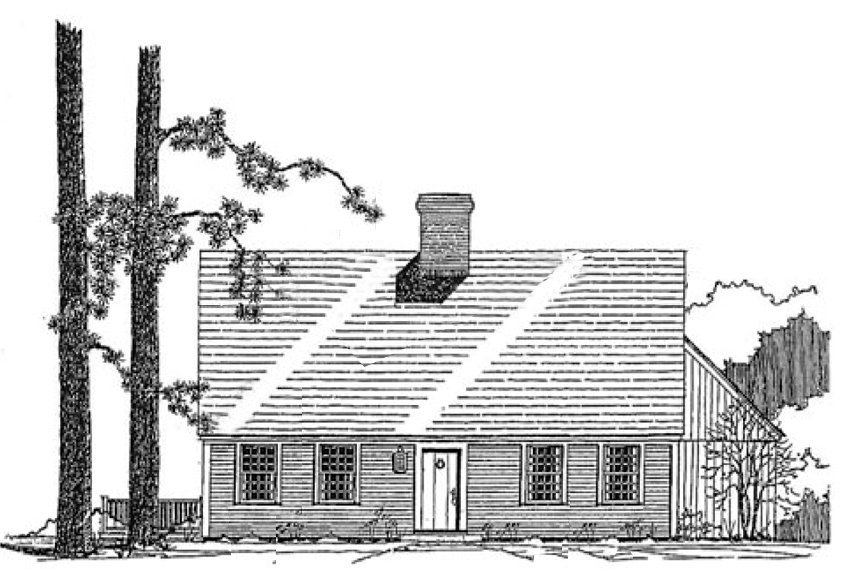 early cape front elevation.jpg