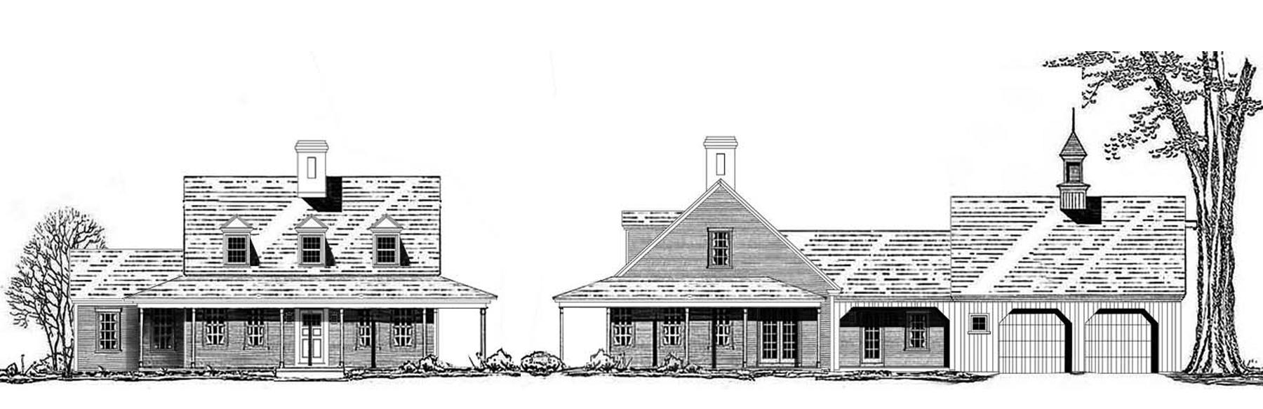 The Cape Farmhouse  →