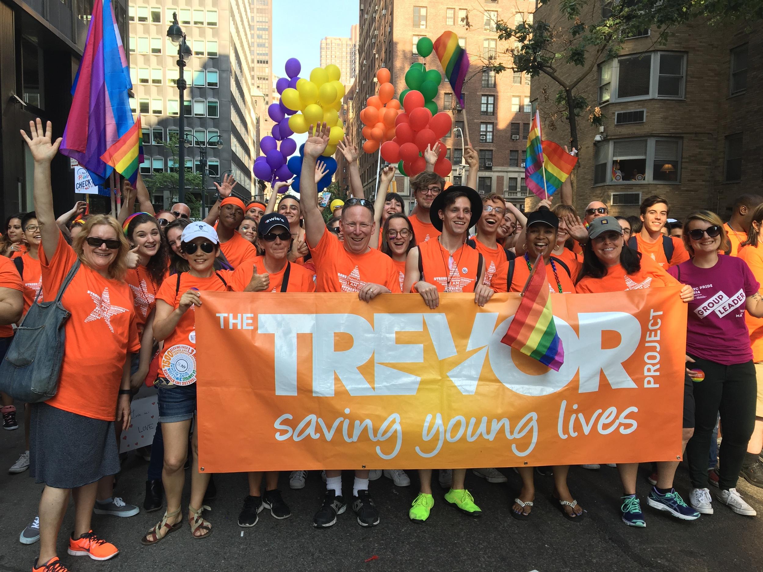 NYC Pride Parade 2016