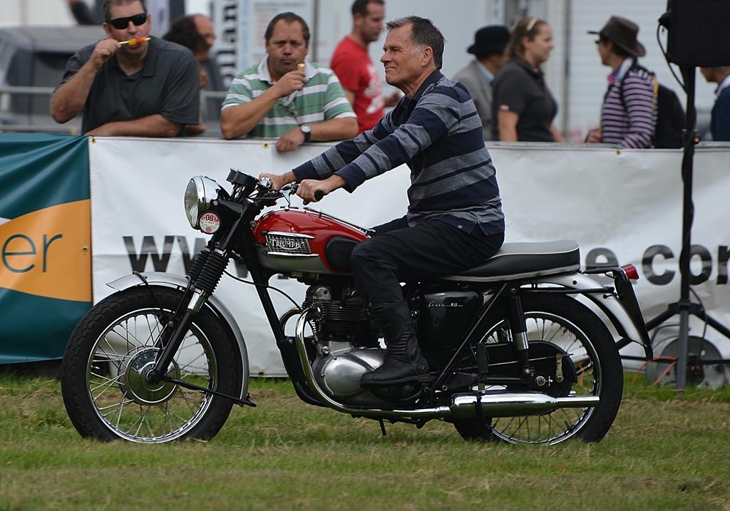 Triumph Tiger 90
