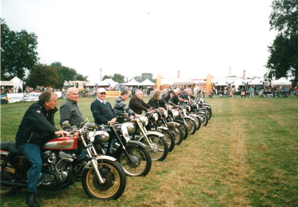 Performing in the display ring at the Moreton Show 2014