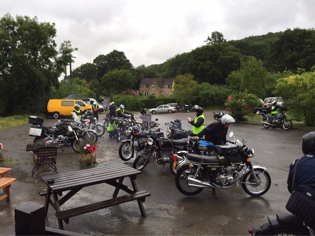 We had challenging conditions forour Golden Anniversary Run in July 2015 but the ride was great.