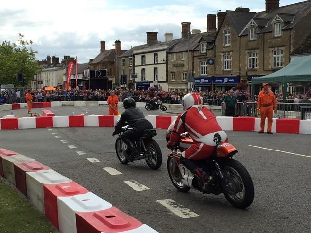 Brackley Festival of Motorcycling 2015