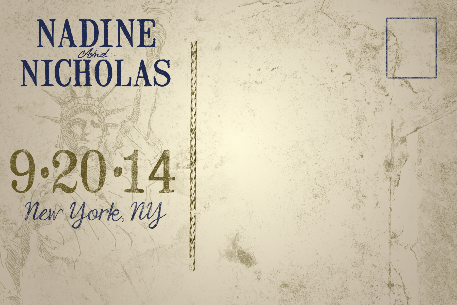 NADINE AND NICHOLAS SAVETHEDATE BACK.jpg