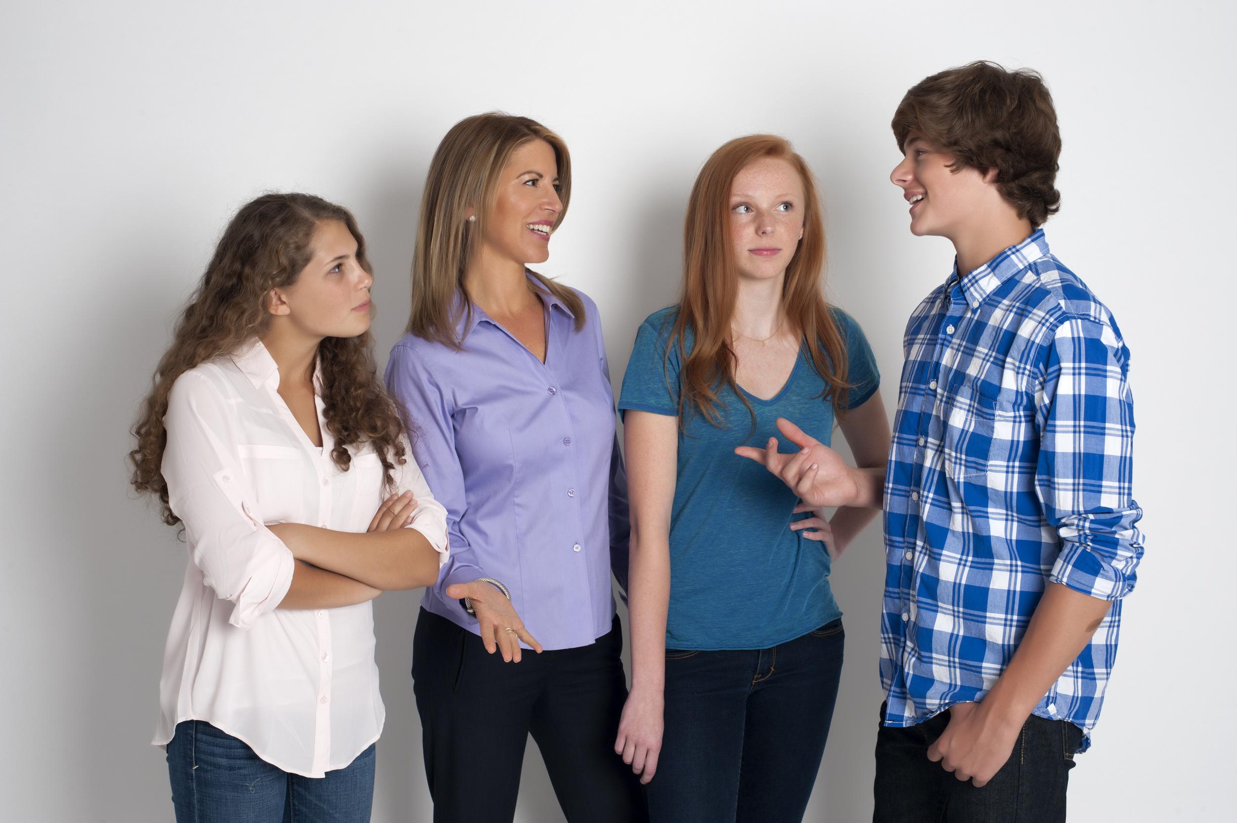 Teen Talk The Book
