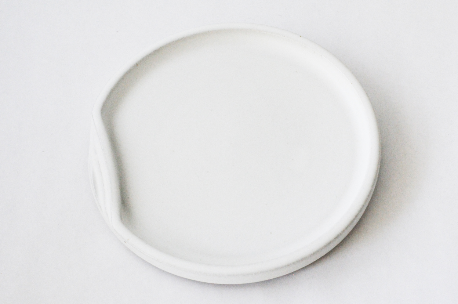 Imperfectly perfect dented dish.jpg