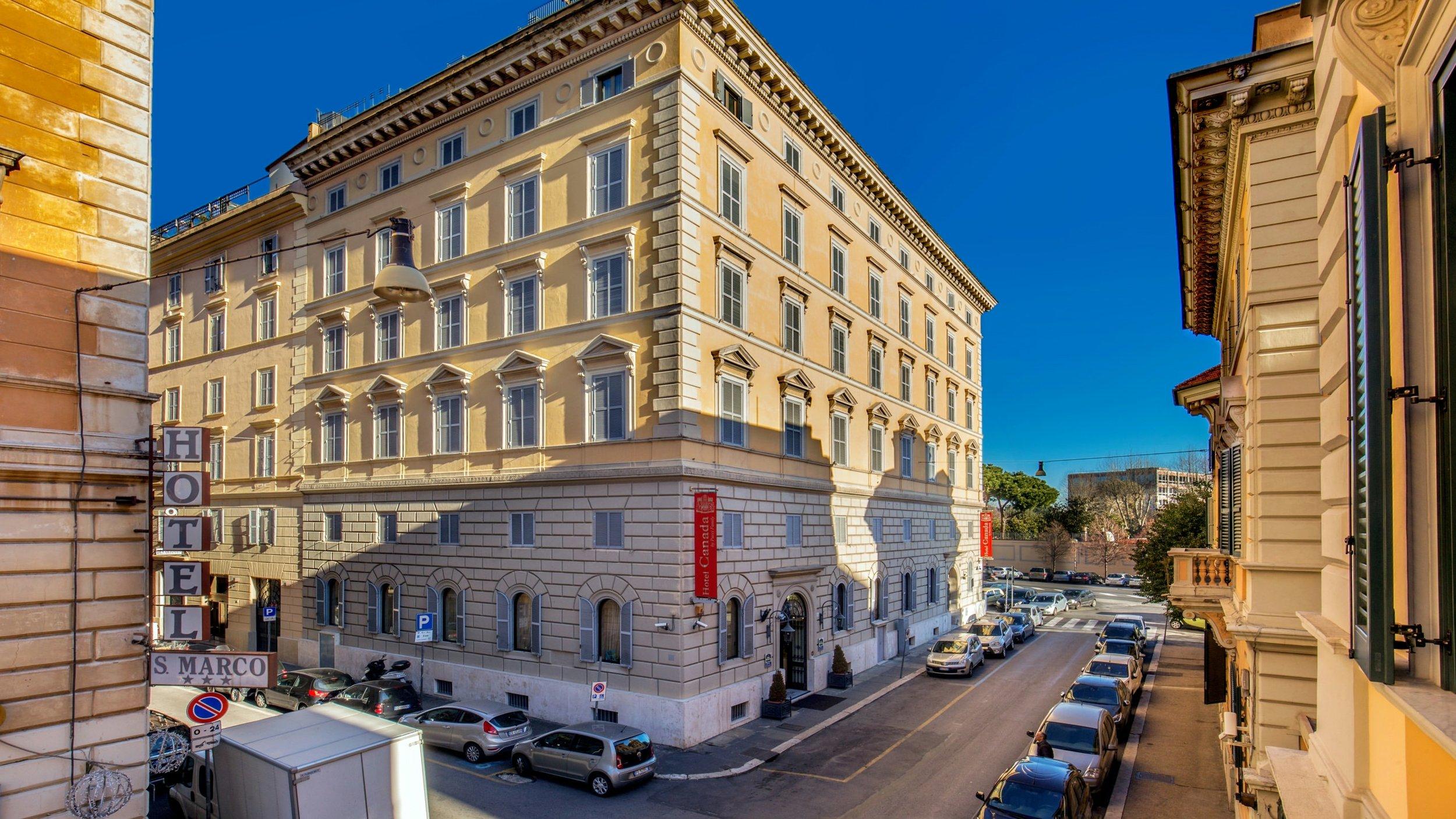 Rome, IT | BWPC Hotel Canada