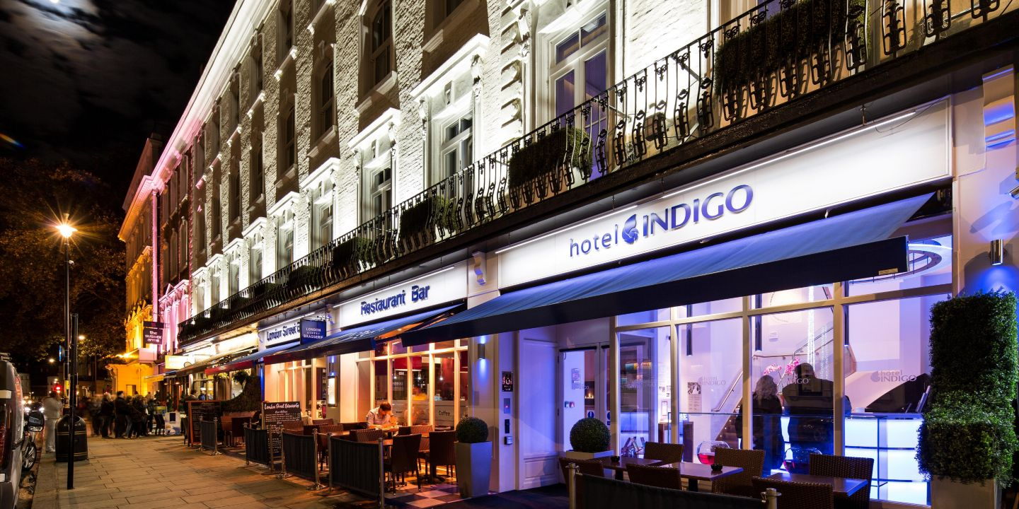 London, UK | Indigo Paddington