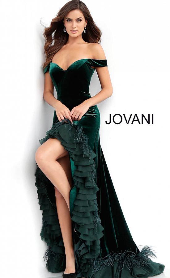 JOVANI - Click Here To View Dresses