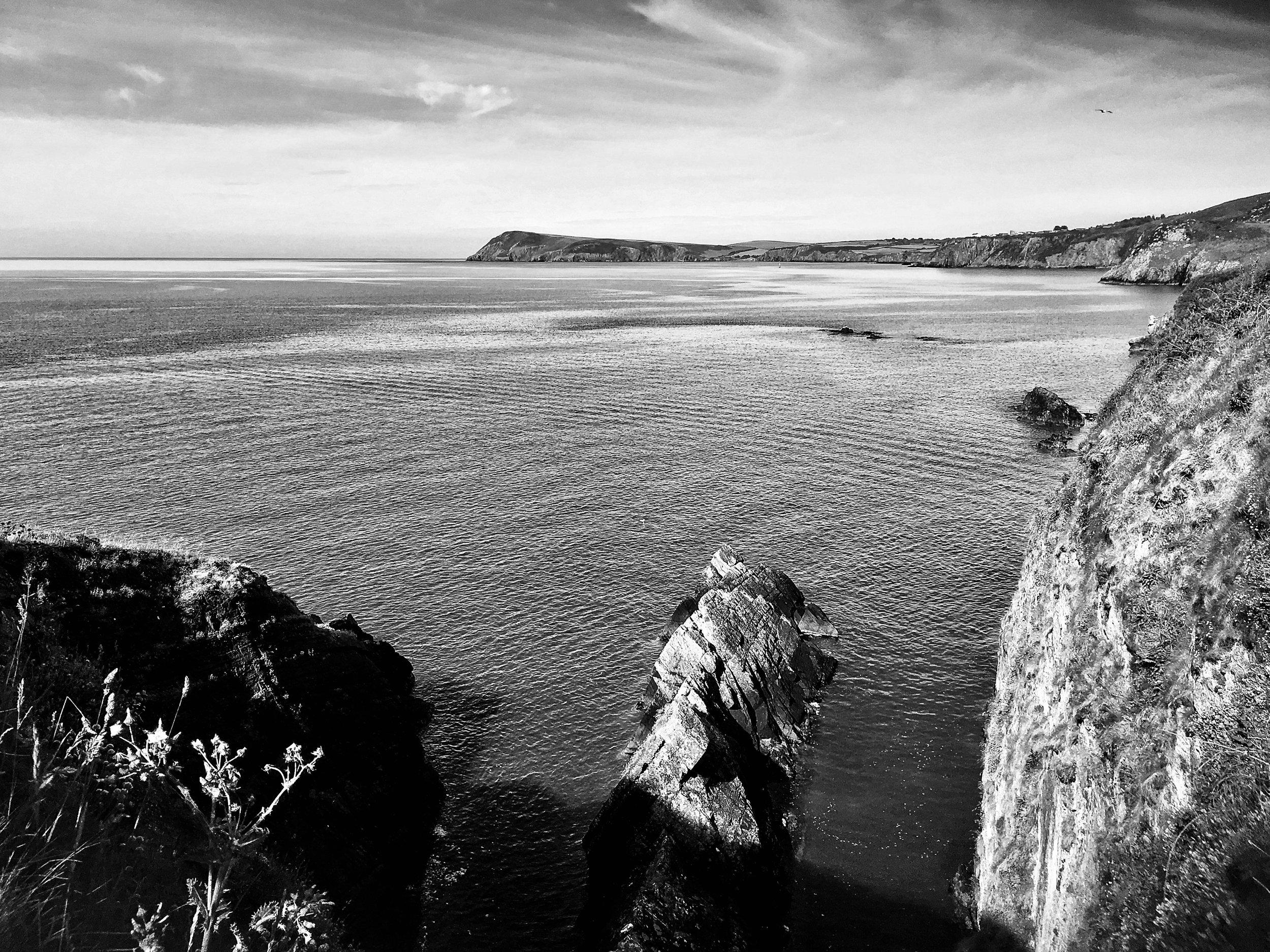 Fishguard, Coastal path, Wales