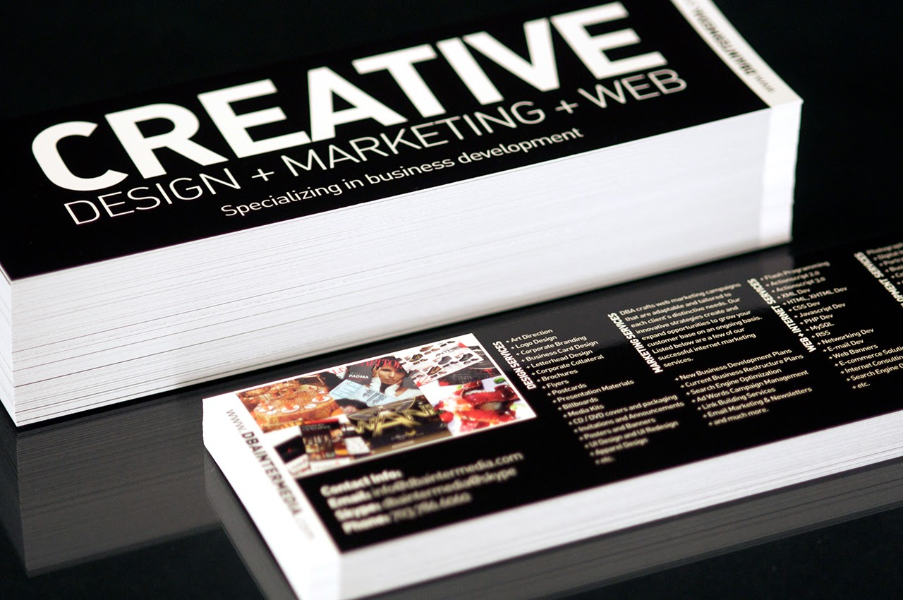 Process Digital Agency Flyer